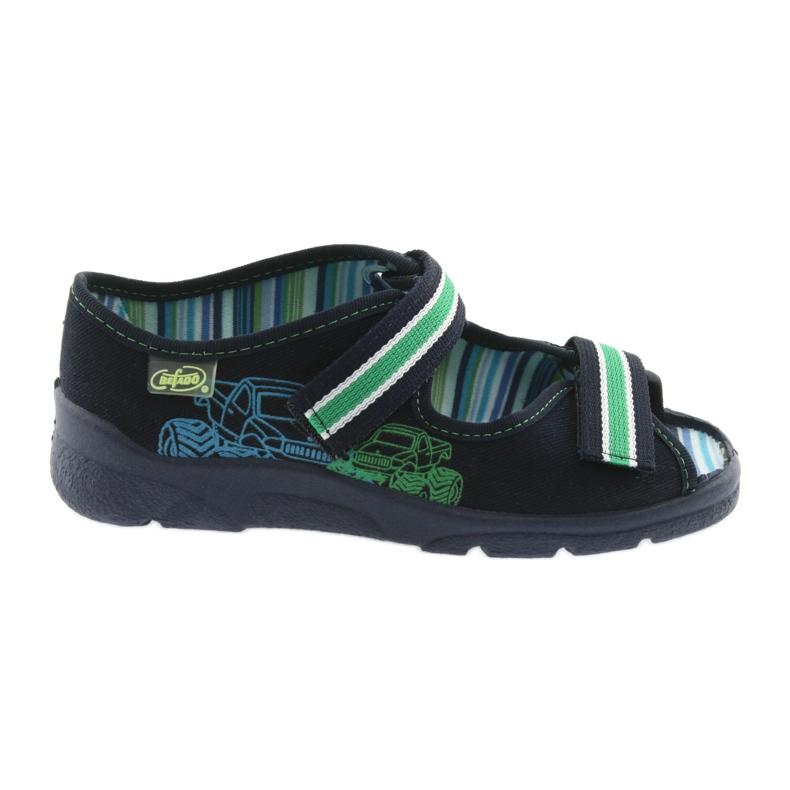 Dětská obuv Befado do 23 cm 969X073 obrázek 1