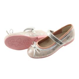 American Club Baletka s americkým klubem GC18 šedá růžový 4