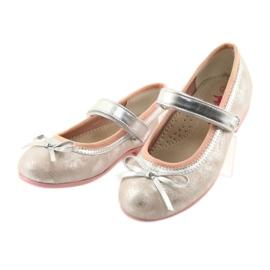American Club Baletka s americkým klubem GC18 šedá růžový 3