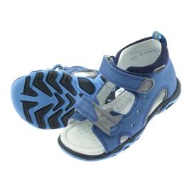 Sandály chlapecké řepky Bartek 51489 blue 5
