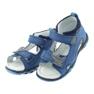 Sandály chlapecké řepky Bartek 51489 blue 3
