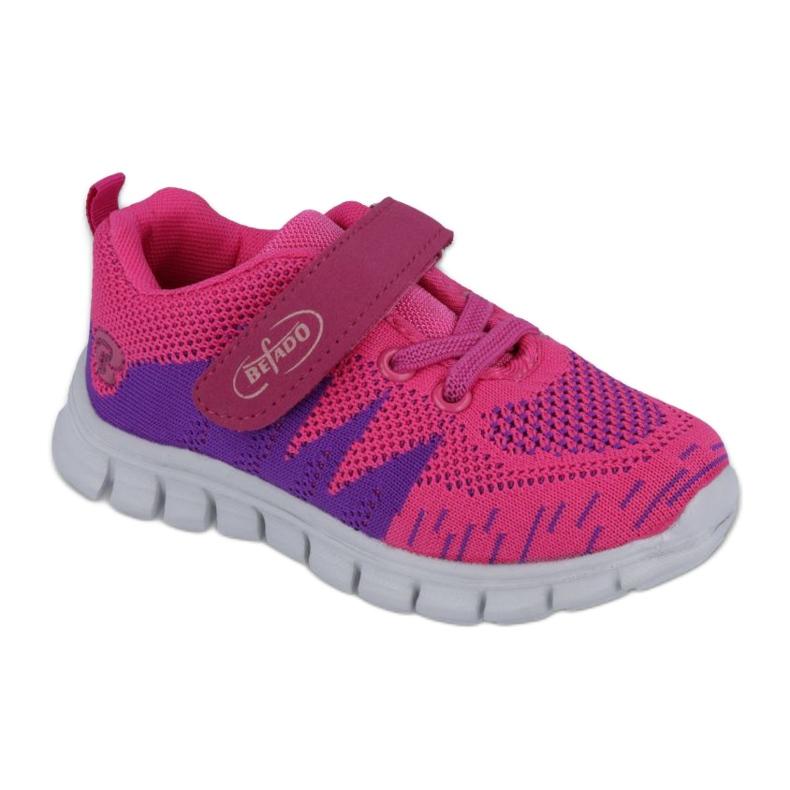 Befado dětské boty do 23 cm 516X023 obrázek 1