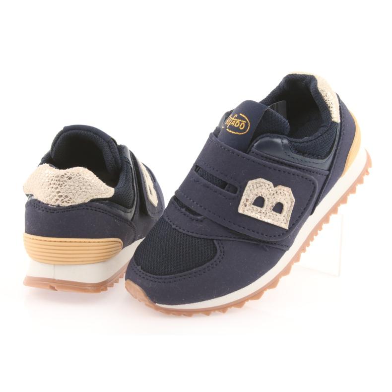 Dětská obuv Befado do 23 cm 516X038 obrázek 5