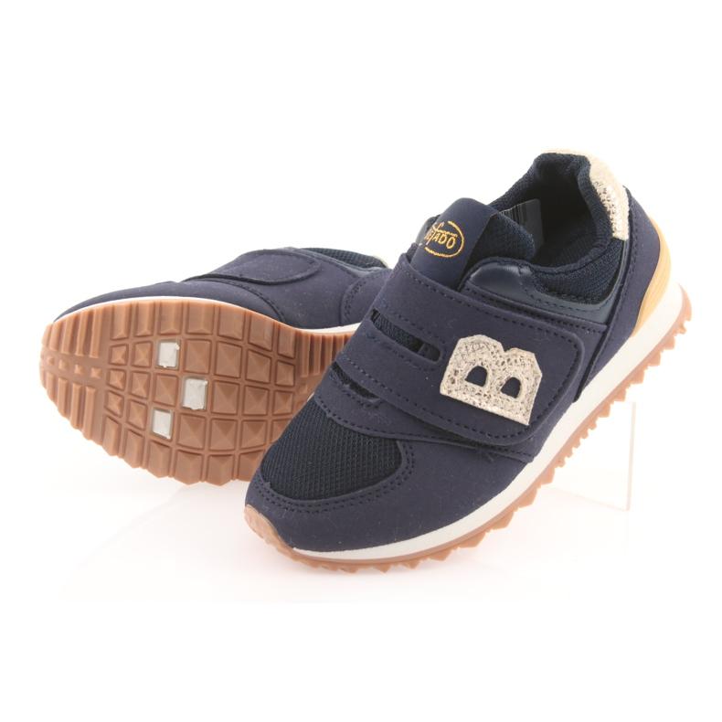 Dětská obuv Befado do 23 cm 516X038 obrázek 6