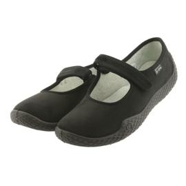 Befado dámské boty mladé 197D002 černá 4