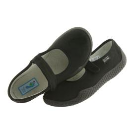 Befado dámské boty mladé 197D002 černá 6