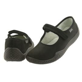 Befado dámské boty mladé 197D002 černá 5