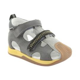 Sandály chlapecké čepice Bartek 81772 šedá 1