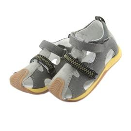 Sandály chlapecké čepice Bartek 81772 šedá 3