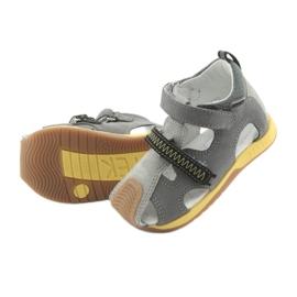 Sandály chlapecké čepice Bartek 81772 šedá 5