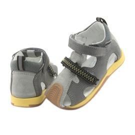 Sandály chlapecké čepice Bartek 81772 šedá 4