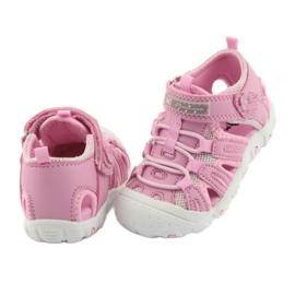 Sportovní sandály American Club růžový 4