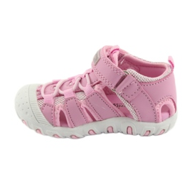 Sportovní sandály American Club růžový 2