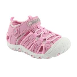 Sportovní sandály American Club růžový 1