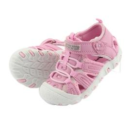 Sportovní sandály American Club růžový 5