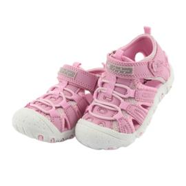 Sportovní sandály American Club růžový 3