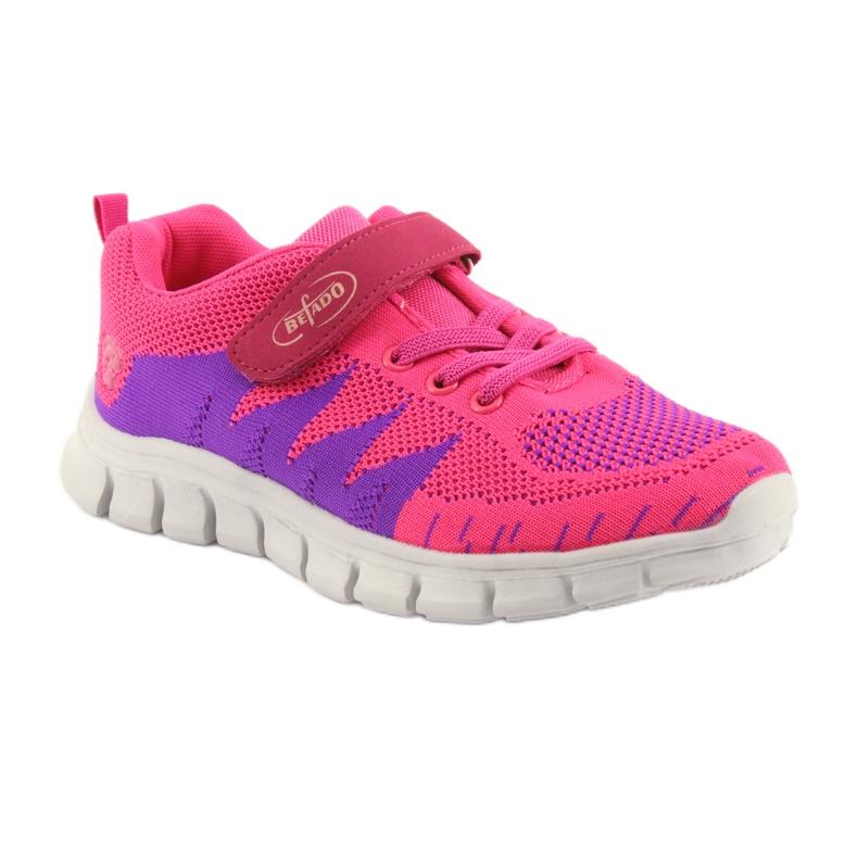 Befado dětské boty do 23 cm 516X023 obrázek 2