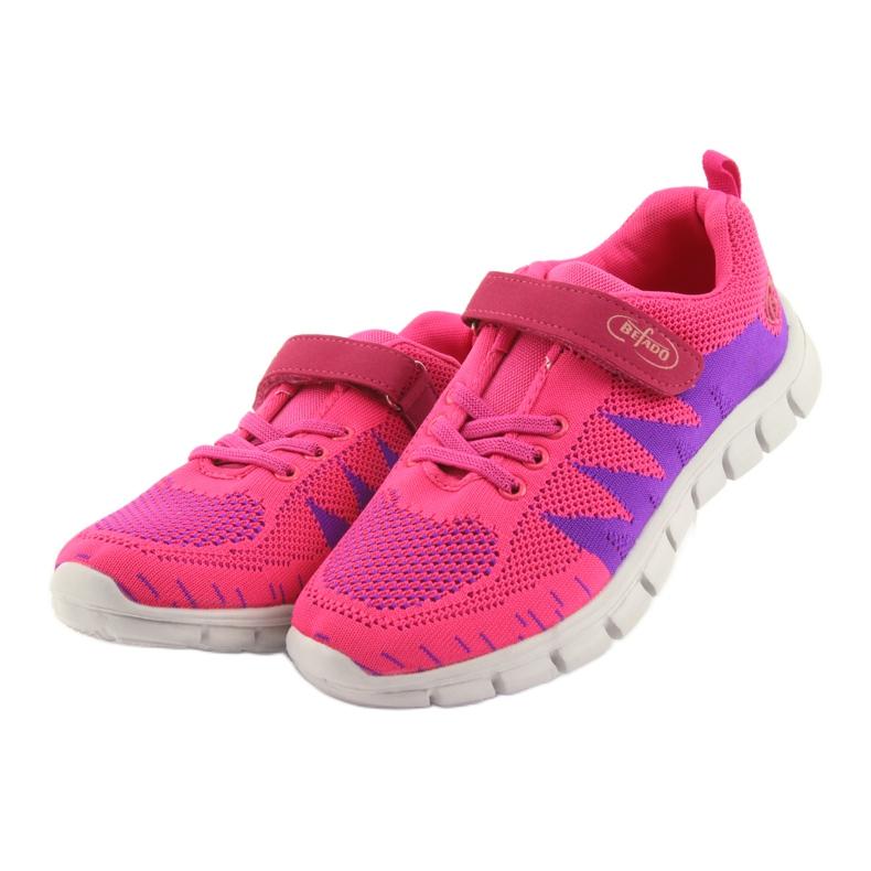 Befado dětské boty do 23 cm 516X023 obrázek 4