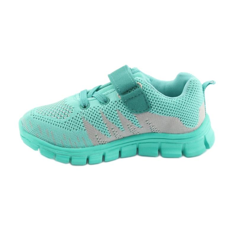 Zelená Befado dětské boty do 23 cm 516X026 obrázek 3