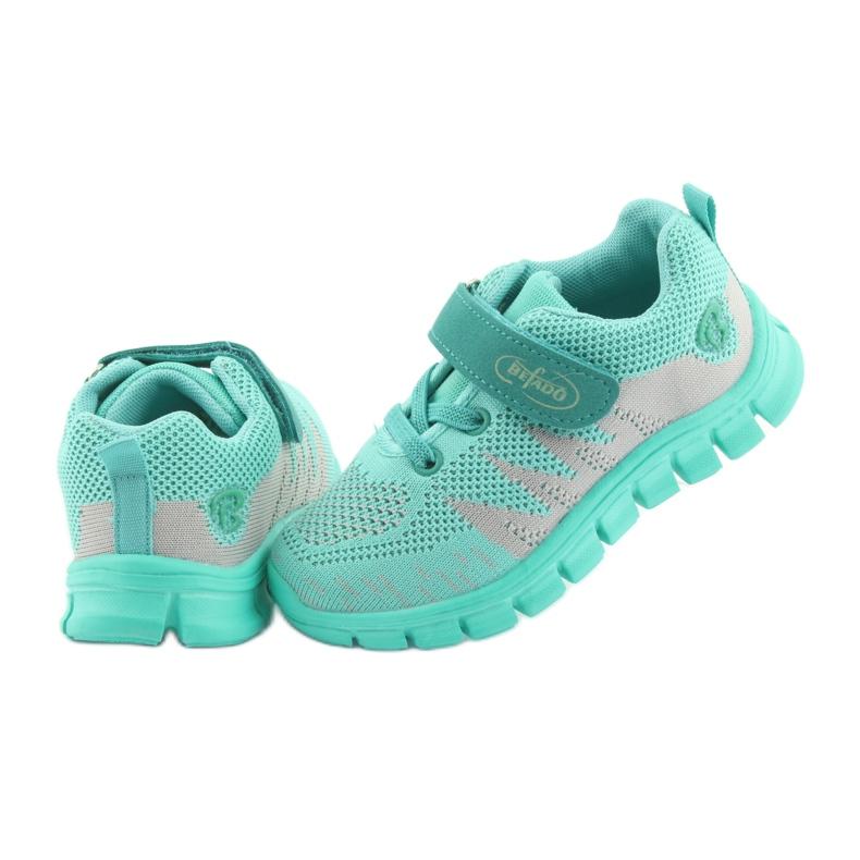 Zelená Befado dětské boty do 23 cm 516X026 obrázek 5