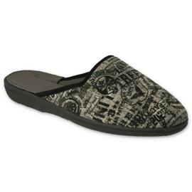 Dětská obuv Befado 201Q091 šedá 1