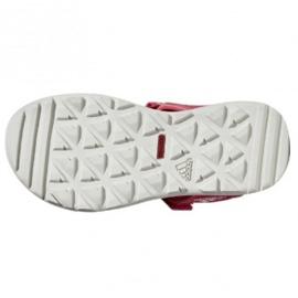 Sandály Adidas Capitan Toey Jr BC0702 růžový 1