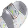 Sandály adidas Altaswim I Jr F34793 bílá 2