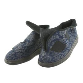 Befado dámské boty pu 986D009 4