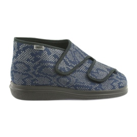 Befado dámské boty pu 986D009 1