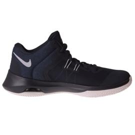 Basketbalové boty Nike Air Versitile Ii 921692-401 válečné loďstvo černá 1