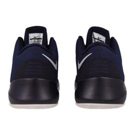 Basketbalové boty Nike Air Versitile Ii 921692-401 válečné loďstvo černá 3