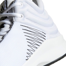 Basketbalová obuv adidas Pro Sprak 2018 M B44966 bílá bílá 1
