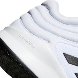 Basketbalová obuv adidas Pro Sprak 2018 M B44966 bílá bílá 2