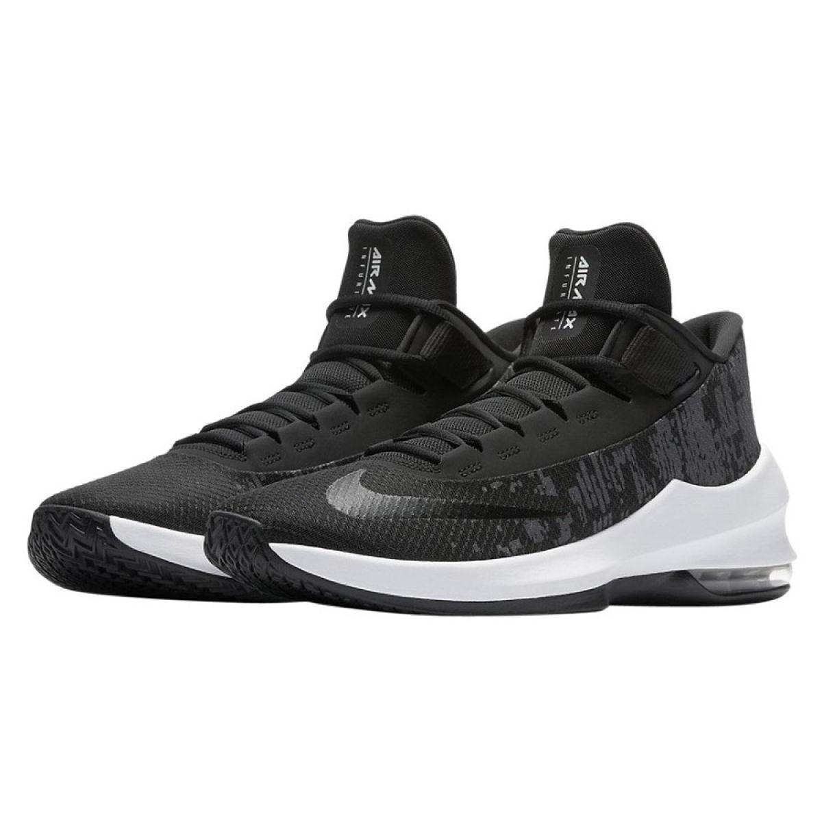 cff628cb72a41 Basketbalové boty Nike Air Max Infuriate 2 Mid M AA7066-001 obrázek 2