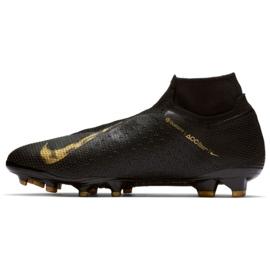 Fotbalová obuv Nike Phantom Vsn Elite Df Fg M AO3262-077 černá černá 1