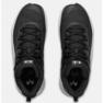 Under Armour Basketbalové boty Ua Jet Mid M 3020623-003 černá černá 1