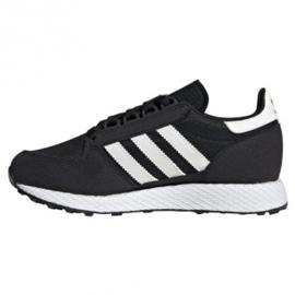 Obuv Adidas Originals Forest Grove Jr EE6557 černá 1