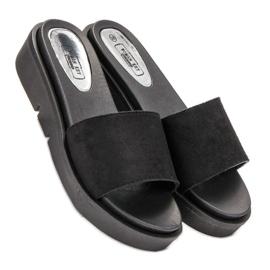 SHELOVET Flip Flops černá 4