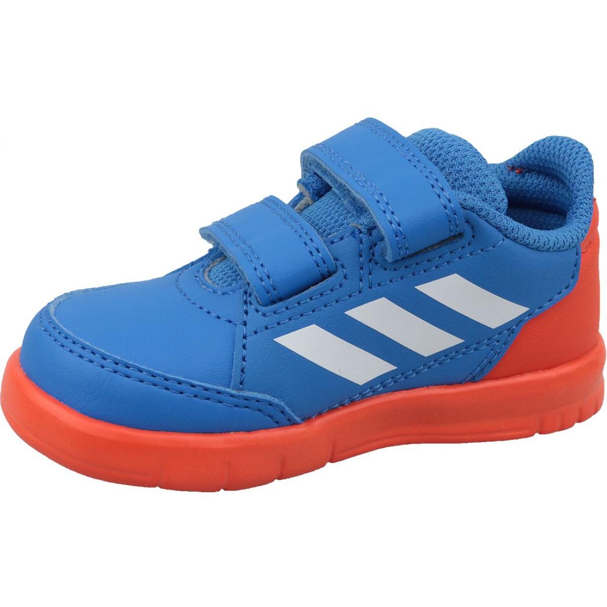 Obuv Adidas AltaSport Cf I D96842 modrý