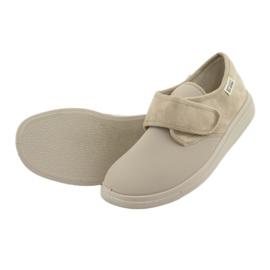 Befado dámské boty pu 036D005 hnědý 5