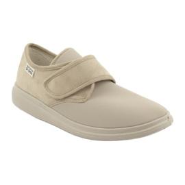 Befado dámské boty pu 036D005 hnědý 2