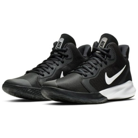 Basketbalová obuv Nike Precision Iii M AQ7495 002 černá 2