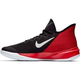Nike Zoom Evidence Iii M AJ5904 001 boty černé a červené černá, červená červená 1