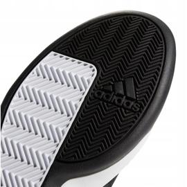 Adidas Pro Adversary 2019 M BB7806 boty černá šedá / stříbrná 3