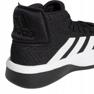 Adidas Pro Adversary 2019 M BB7806 boty černá šedá / stříbrná 5