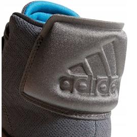 Obuv Adidas Pro Adversary 2019 M BB9190 šedá šedá / stříbrná 7
