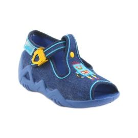 Dětská obuv Befado 217P103 modrý 2
