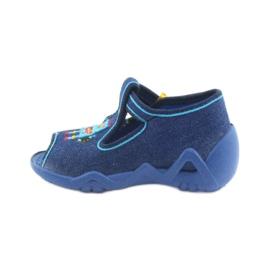 Dětská obuv Befado 217P103 modrý 3