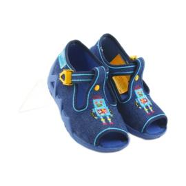 Dětská obuv Befado 217P103 modrý 5