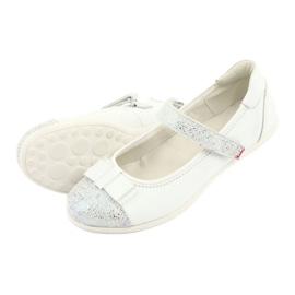 Befado dětské boty 170Y019 bílá 4